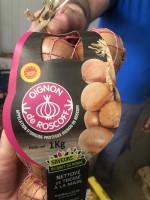 Zwiebeln von Roscoff