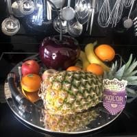 Obst auf der Schale