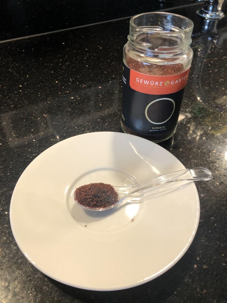 Sumach, ein tolles Gewürz