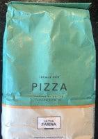 Pizza-Mehl Vorderseite