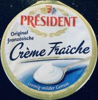 Creme Fraiche von President