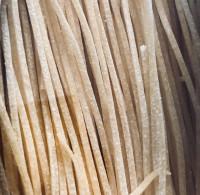 Linguette der rustichella d'abruzzo