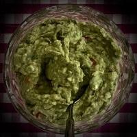 Hausgemachte Guacomole