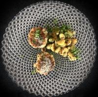 Fischfrikadellen mit Petersilienkartoffeln
