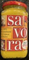 Savora-Senf Packung